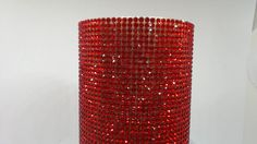 RED CRYSTAL BRACELET by beaqueenbee on Etsy