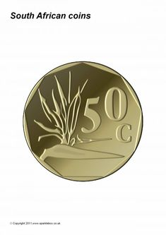 A set of South African coins that can be printed and laminated. Learning Websites, Kids Learning, Old Coins Value, Rare Coins Worth Money, Postage Stamp Collection, Gold Money, Coin Worth, Coin Values, World Coins