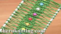 EASY TO MAKE HAIRPIN STRIP LACE http://sheruknitting.com/videos-about-knitting/srochet-hairpin-lace/item/483-easy-to-make-hairpin-strip-lace.html Tutorial 25.Begin to crochet on hairpin loom. This hairpin crochet tutorial will help you to learn how to make a simple strip by working chain stitches and single crochet stitches only.