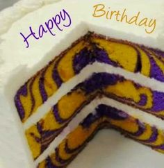 LSU-I'll take this for my bday cake!
