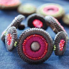 Häkelringe: schöne Schmuckstücke mit Nadel und Faden - Handmade Kultur