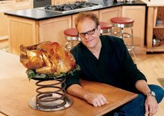 Alton Brown's Perfect Roast Turkey for Thanksgiving photo