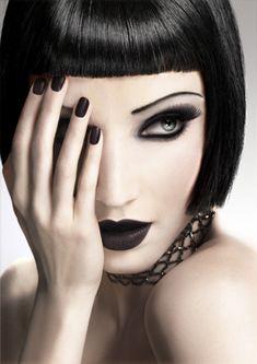 great makeup & hair