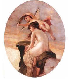 Amor and Psyche, Karoly Lutz