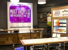 Starbucks Opens First Evolution Fresh Juice Bar in WA