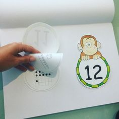 I LOVE these round teen number books. They show different ways to represent the number and fit easily into workbooks after completion. Teen Numbers, Flip Books, Full Set, Maths, Sunsets, Teaching, Activities, My Love, Store