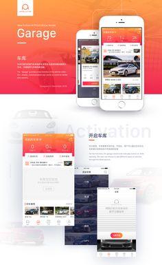 New Feature of PPZUCHE(Car Rental App) on Behance