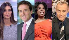 Los presentadores mejor pagados de la tele.