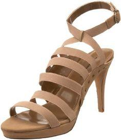 A. Marinelli Women's Saute Platform Sandal