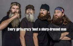 They come runnin' just as fast as they can, every girl's crazy 'bout a sharp dressed man!