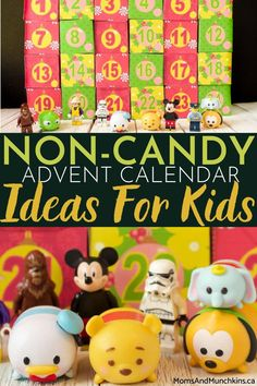 Can't seem to find non-candy alternatives to advent calendars for kids? Why not make your own! With this free printable and plenty of other ideas, you'll be creating a super cute advent calendar ideas in no-time!