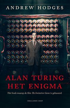 Alan Turing, Het Enigma. - Alan Turings grote kracht was zijn briljante analytische geest gecombineerd met zijn gave voor het ontwerpen van 'intelligente' machines. In 1940 wist hij met zijn vindingen de Duitse Enigma-code te kraken - de code waarmee de Duitse lucht - en zeemacht alle communicatie beveiligde. Hij bracht er het Duitse  oorlogscommando een slag mee toe die de oorlog bekortte en vele mensenlevens redde.