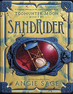 SandRider Septimus Heap