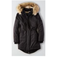 New American Eagle Outfitters Tundra Long Parka S Brand new! American Eagle Outfitters Jackets & Coats