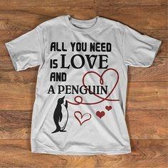 "Penguin ""T"" via Penguin Planet"