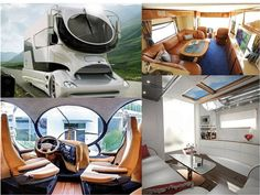 Mobile Homes – The Five Star Hotels of The Future - Find Fun Art Projects to Do at Home and Arts and Crafts Ideas
