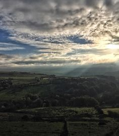 Good morning Yorkshire #landscape #yorkshire #travel #vsco #vscocam