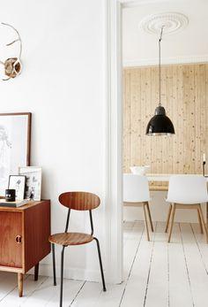 Bolig-inspiration til at indrette med træ | Mad & Bolig