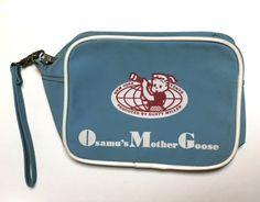 OSAMU'S MOTHER GOOSE BAG