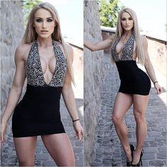 diasalamonfit dress fashion fit