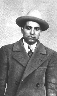 """Harry """"Happy"""" Maione (October 7, 1908 – February 19, 1942) was a New York mobster who served as a hitman for Murder, Inc. (the enforcement arm of the National Crime Syndicate) during the 1930s. Maione was called """"Happy"""" because his face displayed an eternal scowl."""