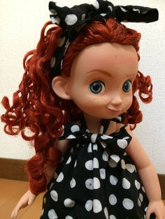 Doll Clothes / Disney Animator Doll Merida