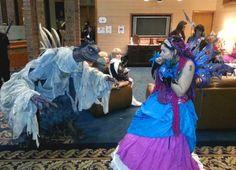 Skeksi wants #Fairy #Princess Lolly's essence at #RadCon 6B, 2014!