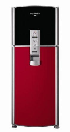 RefrigeradorVERMELHO