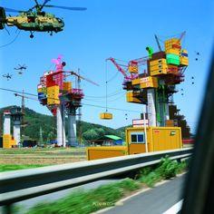 Œuvres, Plug-in City (2000) – Corée