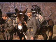 avventura della Settima Batteria Artiglieria da Montagna Gruppo Pinerolo sulle montagne della val Sangone: muli uomini soldati camerati neve pioggia gelo sol...