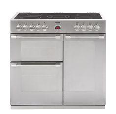 Kuchnia Stoves Sterling 90 indukcja - Kuchnie - Kuchnie i AGD Biokominki,Grille ogrodowe,Drzwi, Podłogi,Meble,Dekoracje