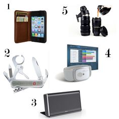Top Gadget Gifts for Dad