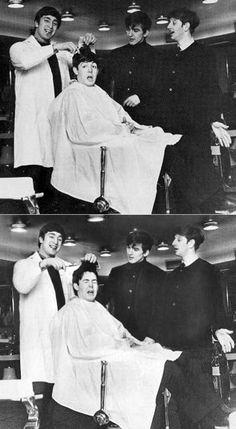 John Lennon, Paul McCartney, George Harrison and Ringo Starr | Rare and beautiful celebrity photos
