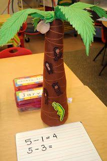 Kindergarten Subtraction