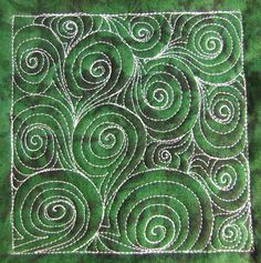 Free Motion Quilting Projects