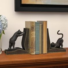 Shop Joss & Main for stylish Bookends to match your unique tastes and budget. Enjoy Free Shipping on most stuff, even big stuff.