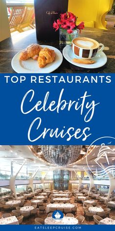 Top Celebrity Cruises Restaurants | When it comes to dining, there is so much to love about Celebrity Cruises. We share our picks for Top Celebrity Cruises Restaurants. French Dishes, Italian Dishes, Five Course Meal, Making Limoncello, Cooking Competition, Continental Breakfast, Unique Restaurants, Celebrity Cruises, Top Celebrities