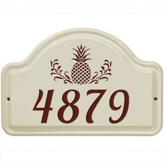 wall address plaques - http://www.mobilehomereplacementsupplies.com/mobilehomeaddressmarkers.php