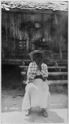 Charity Grigsby, Former Slave, Age 85, Alabama - 1930's