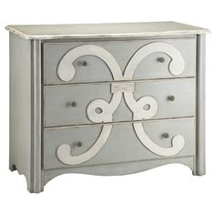 I pinned this Chesapeake Accent Chest from the Stein World event at Joss & Main!