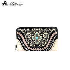 Montana West Spiritual Collection Wallet (MW309-W003) – Handbag-Addict.com