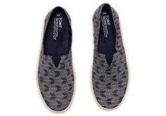 Eclipse Sashiko Men's Avalon Sneakers | TOMS