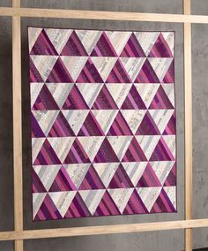Teaginny Designs: Paper and Plums quilt