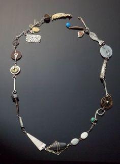 Necklace by Robert Ebendorf