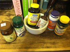 When to and how to use herbal and vitamin supplements.