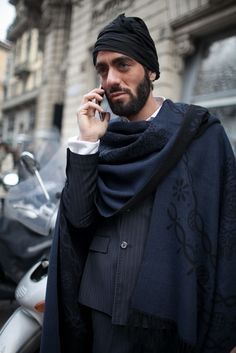 Milan Men's Fashion Week street style