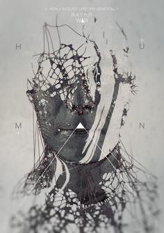 ArtStation - WARRIOR - Abstract, Niels PRAYER