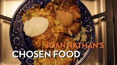 Chef Joan Nathan's Chosen Food: Ultimate Latke by Tablet Magazine More