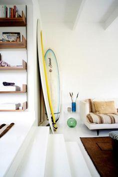 A LIGHT & AIRY BEACH HOUSE IN MONTAUK, USA   style-files.com   Bloglovin'