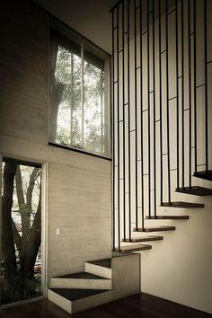 hera 24   stairway ~ dmp arquitectura